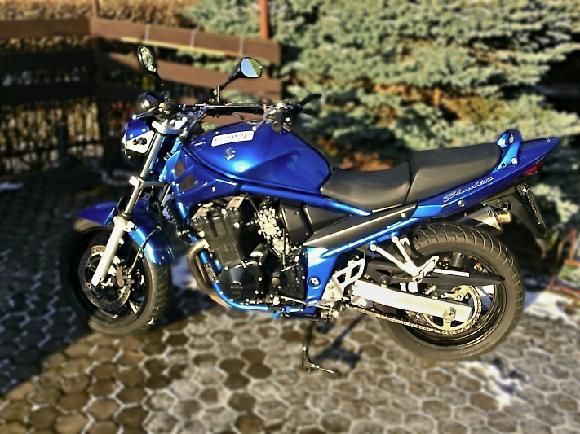 Suzuki 650cm3